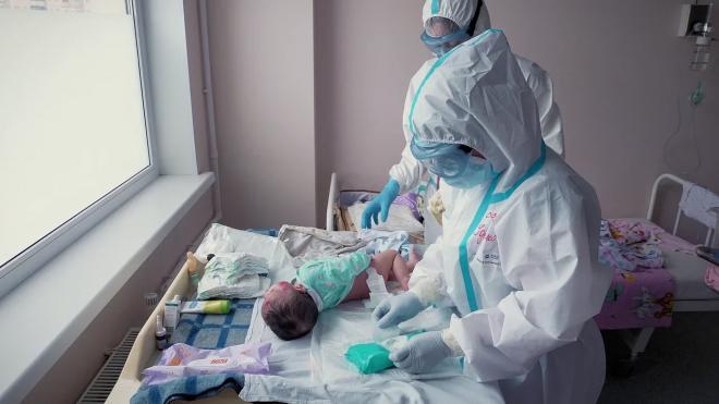 Ребенка погибшей от коронавируса матери передадут его тёте
