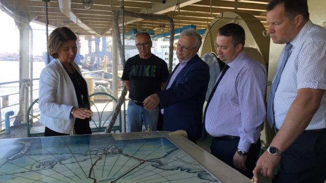 В Петербурге хотят открыть Школу Арктики