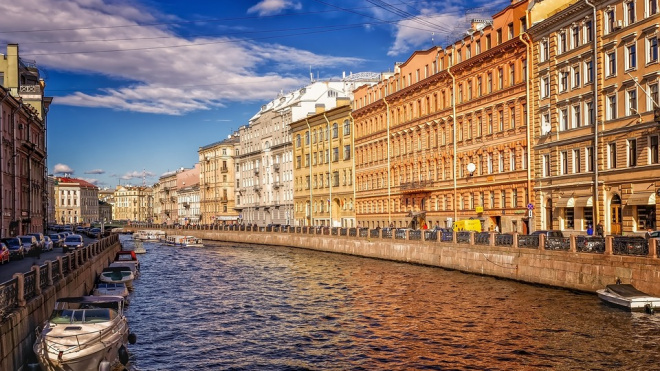 В понедельник в Петербурге похолодает