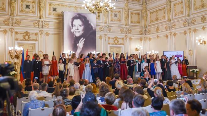 Жительница Выборга стала дипломантом VII Международного конкурса юных вокалистов Елены Образцовой