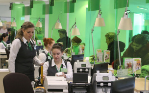 Петербургские офисы Сбербанка подстроились под клиентов