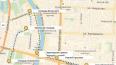 В сети появилась карта пешеходных прогулок по вечернему ...