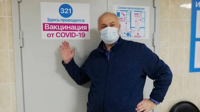 У депутата Михаила Амосова диагностировали 40% поражение легких