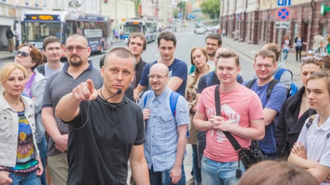 В Петербурге пройдет авторская экскурсия о дореволюционном быте
