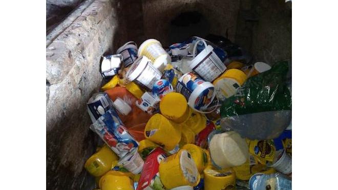 В Выборгской таможне с начала года уничтожили 4 тонны санкционной продукции