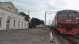 На станции Вырица в Ленобласти полицейские поймали ...
