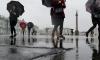 Синоптики:дожди в Северной столице будут идти до конца следующей недели