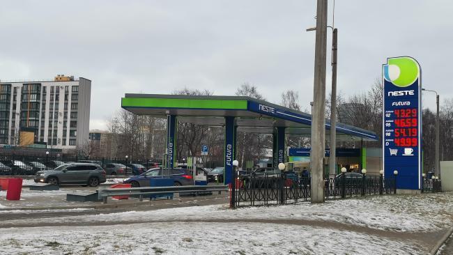 Минэнерго зафиксировало рост цен на бензин в первой половине 2021 года