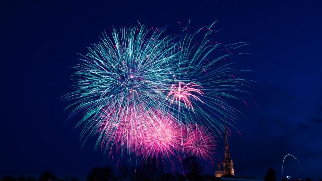 В Московском парке Победы дадут праздничный фейерверк впервые в истории Петербурга