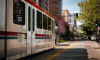 В Петербурге проводятся рейды, направленные на обеспечение приоритета трамвайному движению