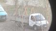 Неизвестные вывезли детские качели с площадки в Невском ...