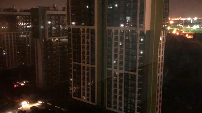 В ЖК на Парашютной пропало электричество