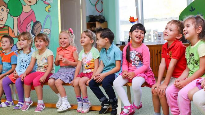 """В Выборге прошел конкурс дошкольников """"Волшебный мир творчества"""""""