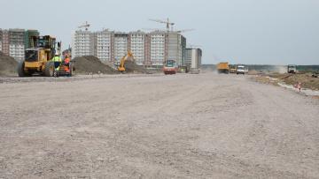 Жители новых кварталов Красносельского района получат магистраль с общественным транспортом