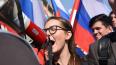 В Петербурге облили грязью замначальника штаба Навальног...