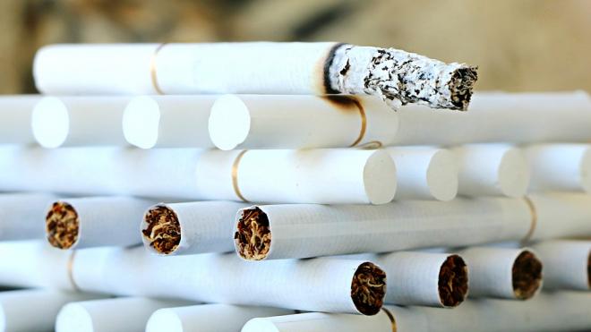 Контрабандная партия сигарет была изъята в поезде Россия-Финляндия