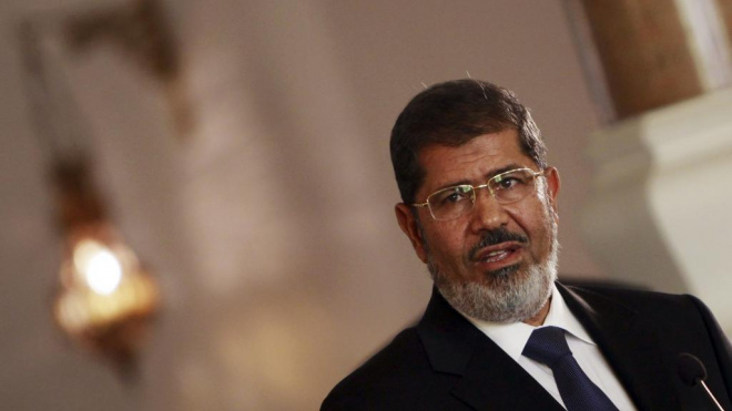 Умер президент Египта Мухаммад Мурси