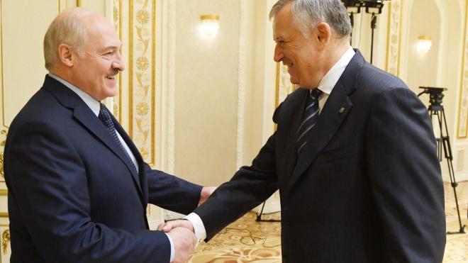 Губернатор Ленобласти рассказал о встрече с Александром Лукашенко