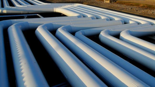 """Минэкономики предложило качать по трубам """"Газпрома"""" водород"""