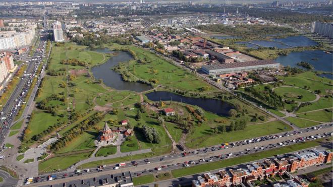 Власти города отказались от строительства океанариума в парке Интернационалистов