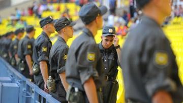 Полиция из России будет на матче с Францией