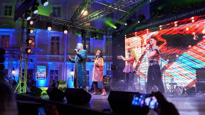 Второй Дрезденский оперный бал в Петербурге пройдет в сентябре 2020