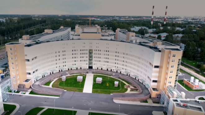 В Боткинской больнице освобождают коронавирусные боксы