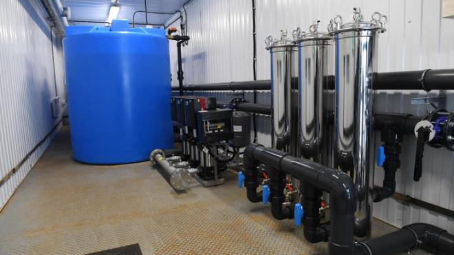 В 2021 году начнется строительство водовода вУльяновскомгородском поселении Тосненского района
