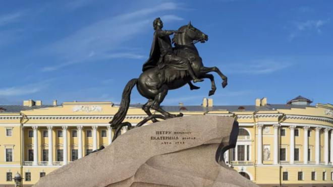 Перед репетицией парада ВМФ в Петербурге продезинфицировали улицы