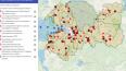 В сети появился цифровой Экологический Атлас Ленобласти