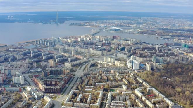Спрос на недвижимость на Васильевском острове вырос почти на 32%