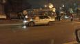 Иномарка влетела в автобусную остановку на Искровском ...