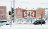 Набережную Обводного канала украсила работа французского стрит-арт художника ОХ