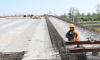 Путепровод на Оборонной улице в Колпино откроют в декабре