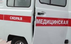 В Воронеже автоледи на иномарке протаранила киоск
