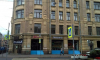 Историческое здание на Васильевском из синего перекрасили в розовый