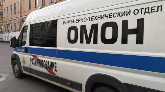 В парадной дома на Ленской улице обнаружили снаряд времен войны