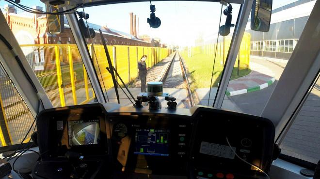 Беспилотные трамваи могут появиться в Петербурге