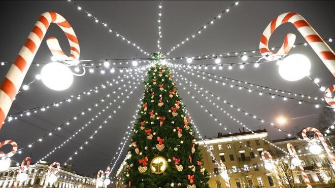 Рождественская ярмарка в Петербурге пройдёт без концертной программы из-за коронавируса