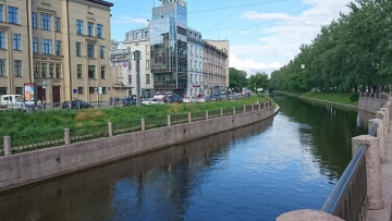 Набережную реки Карповки окончательно благоустроят к 2023 году
