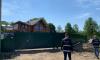 ККИ демонтирует заборы у Нижнего Большого Суздальского озера
