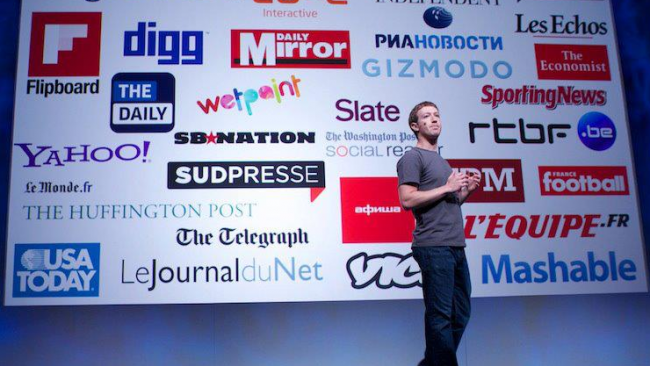 The Wall Street Journal: Facebook проведет IPO  уже в 2012 году