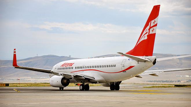 Грузинские авиакомпании с 8 июля не будут летать в Россию
