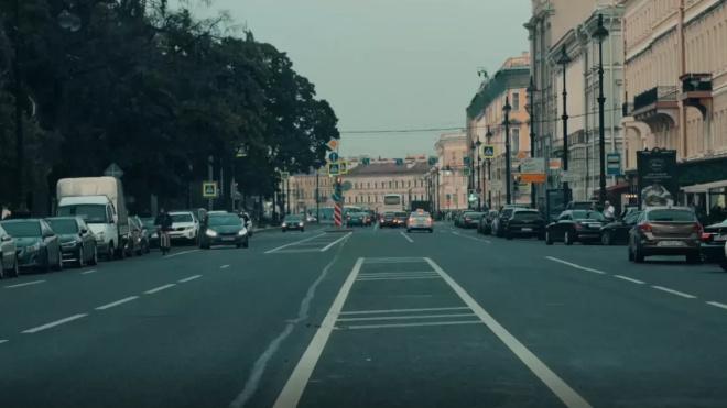 В центре Петербурга ограничат движение ко Дню города