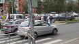 На проспекте Авиаконструкторов автомобиль сбил детей ...