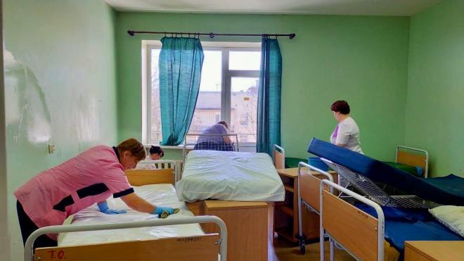 Больница имени Семашко в Пушкине начала принимать плановых пациентов