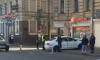 "Нетрезвая автоледи протаранила витрину магазина ""Дикси"" на Фонтанке"