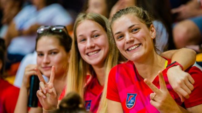 Ленинградская ватерполистка в составе сборной России стала Чемпионом мира среди юниорок