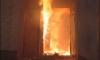 После пожара в Купчино один человек погиб, второй в критическом состоянии госпитализирован