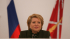 Матвиенко: НДС будет повышен не за счет населения РФ
